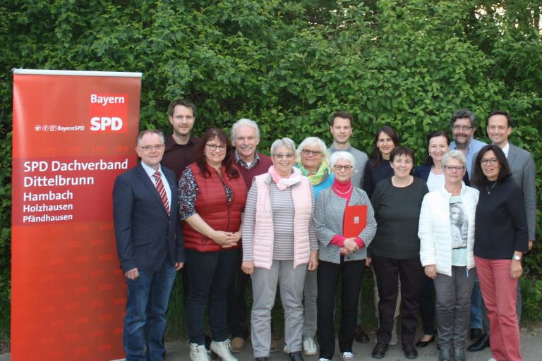 SPD Vorstand